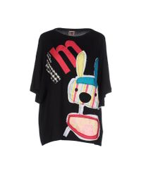 I'm Isola Marras | Black T-shirt | Lyst