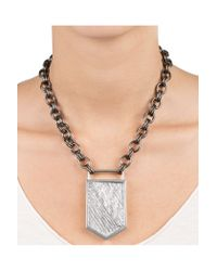 Kelly Wearstler | Gray Glacial Necklace | Lyst