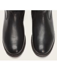 Frye - Black Ethan Double Zip - Lyst
