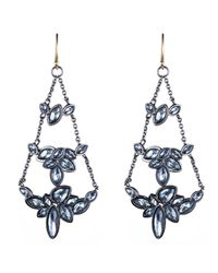 Alexis Bittar | Blue Liquid Crystal Tiered Earring You Might Also Like | Lyst