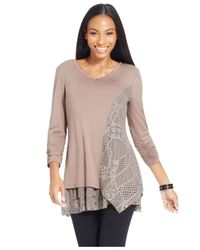 Style & Co. - Brown Only At Macy's - Lyst