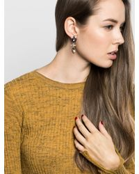 BaubleBar - Pink Android Spike Drops - Lyst