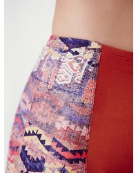 Free People - Multicolor Fp Movement + Onzie Womens Chakra Short - Lyst