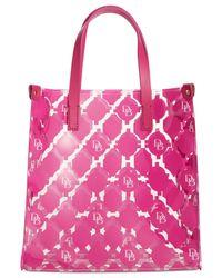 Dooney & Bourke - Pink Sanibel Lunch Bag - Lyst