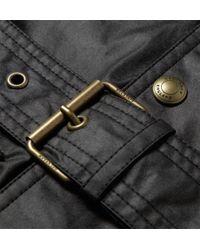 Belstaff - Black Roadmaster Waxed-Cotton Jacket for Men - Lyst