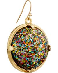 Lulu Frost - Metallic Audrey Gold-Plated Cabochon Earrings - Lyst