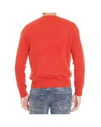 Polo Ralph Lauren | Orange Sweater for Men | Lyst