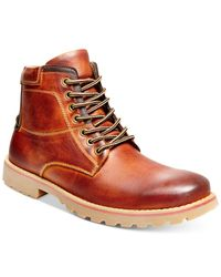 Steve Madden | Brown Ceaderr Boots for Men | Lyst