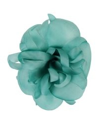 Max Mara Studio - Green Brooch - Lyst