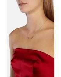 Karen Millen   Metallic Arrow Necklace   Lyst
