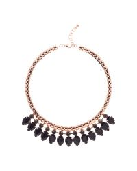 Ted Baker - Metallic Emari Pear Drop Necklace - Lyst