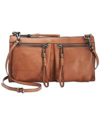 Sanctuary | Brown Tailored Rock N' Roll Crossbody | Lyst