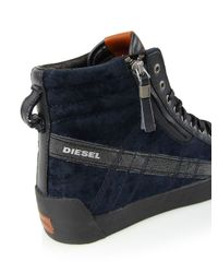 DIESEL - Black D-string Plus for Men - Lyst