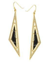 CC SKYE | Metallic Oasis Earrings | Lyst