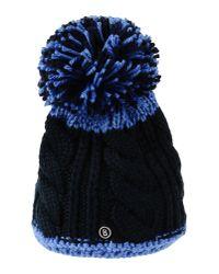 Bogner - Blue Hat - Lyst