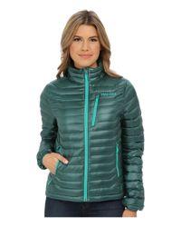Marmot | Green Quasar Jacket | Lyst