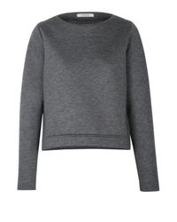 Dorothee Schumacher | Gray Edgy Allure Sweater O-neck 1/1 | Lyst