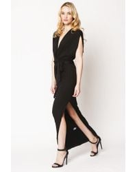 Yumi Kim - Black Tie Me Up Maxi - Lyst