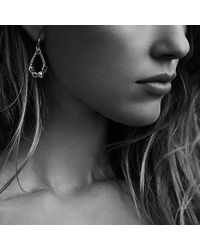 David Yurman | Metallic Confetti Drop Earrings With Diamonds | Lyst