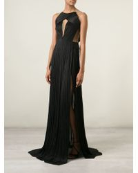 Maria Lucia Hohan - Black 'Rumi' Evening Dress - Lyst