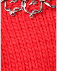 Wool And The Gang | Red Eden Sweater | Lyst