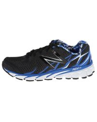 New Balance   Blue 574 Leather Gumsole Sneaker for Men   Lyst