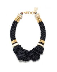 Lizzie Fortunato - Blue Spirits For Sale Necklace - Lyst
