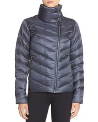 Patagonia - Blue 'prow' Water Repellent Jacket - Lyst
