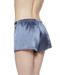 La Perla | Blue Shorts | Lyst
