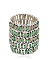 Philippe Audibert | Metallic Titia Cuff 5 Bracelet | Lyst