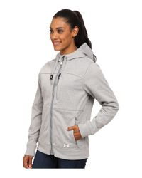 Under Armour | Gray Ua Cgi Dodson Softshell | Lyst
