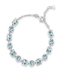 Dinny Hall | Blue Topaz Babs Anniversary Bracelet | Lyst