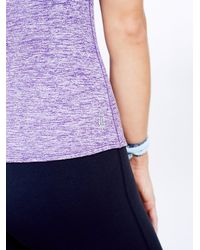 Free People | Purple Vola Tank | Lyst