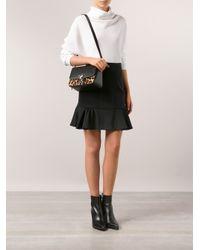Dolce & Gabbana - Brown 'Linda' Shoulder Bag - Lyst