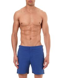 Orlebar Brown | Blue Bulldog Swim Shorts for Men | Lyst