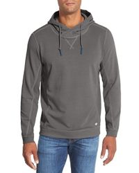 Tommy Bahama | Black 'ben & Terry' Hoodie for Men | Lyst