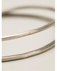 Kelly Wearstler - Metallic Twisted Single Bracelet - Lyst