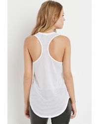 Forever 21 | Black Passion Strength Faith Tank You've Been Added To The Waitlist | Lyst