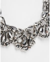 Coast | Metallic Sparkle Collar Necklace | Lyst