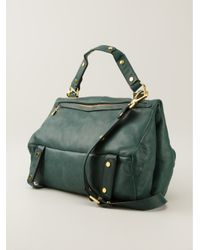 Golden Lane - Green Medium Tote Bag - Lyst