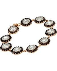 Irene Neuwirth | Black Circle-link Bracelet | Lyst
