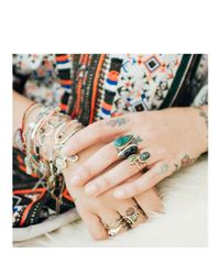 Melissa Joy Manning | Green Hydrogrossular Garnet Ring | Lyst