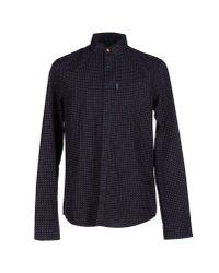 Iriedaily - Blue Shirt for Men - Lyst