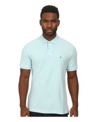 Original Penguin - Blue Daddy-o Polo for Men - Lyst