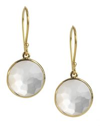 Ippolita | Metallic Mini Lollipop Earrings | Lyst