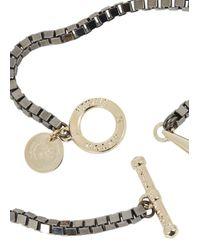 Anton Heunis   Metallic Gold Plated Swarovski Crystal Necklace   Lyst