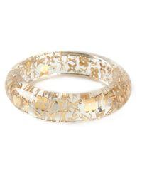 Louis Vuitton | Metallic Monograms Crystal Stone Bracelet | Lyst