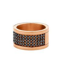 Dyrberg/Kern | Metallic Emily Ring | Lyst