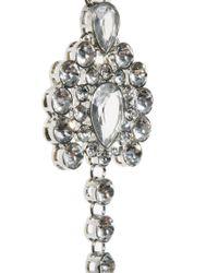 ASOS - Metallic Double Jewel Hair Brooches - Lyst