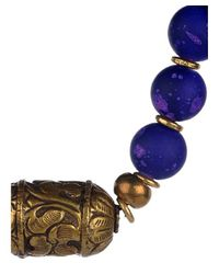 Vanessa Mooney | Purple Mars Statement Necklace | Lyst